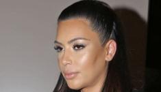 Is Kim Kardashian still getting Botox & injectables while pregnant?