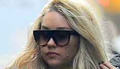 Surprisingly, everything's coming up roses & sunshine for ol' Amanda Bynes