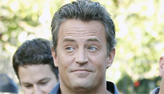 Matthew Perry on his addiction: 'It was drinking and opiates. I was a sick guy'