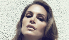 Cindy Crawford: 'By the time I am 50, I want to have come to terms with my body'