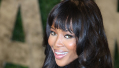 Naomi Campbell's ex is dating a model mentored by Naomi on 'The Face': ruh-roh?
