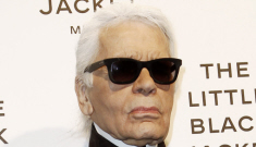 Karl Lagerfeld: 'I never said that Adele was fat, I said that she was a little roundish'