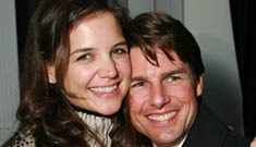 Are Tom Cruise and Katie Holmes fighting over Suri?