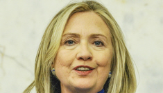 Who should play the young Hillary Rodham Clinton: Carey Mulligan, ScarJo…?