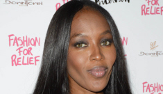 Naomi Campbell actively trying to destroy 'love rival' Luo Zilin's modeling career