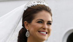 Princess Madeleine marries commoner, wears Valentino: lovely or underwhelming?