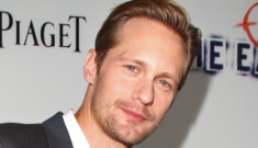Alexander Skarsgard nuzzles, kisses Ellen Page in San Francisco: seriously, it's on!