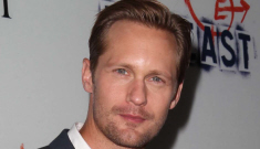 Alexander Skarsgard & Ellen Page are 'just friends,' says People Mag's source
