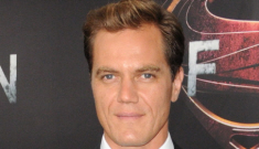 Michael Shannon: 'I'm more creepy because I'll sit there and stare at you.'
