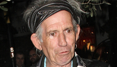 Keith Richards claims heroin helped him work: 'I got something out of it'