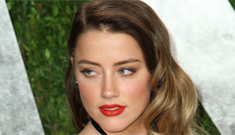 Johnny Depp made execs give Amber Heard a nicer set trailer than Gary Oldman's