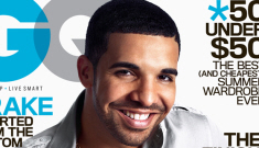 Drake covers GQ, talks Chris Brown feud: 'I get a feeling it could end really badly'