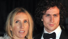 Sam Taylor Johnson to direct '50 Shades': will her husband play Christian?