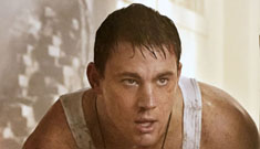 Channing Tatum on releasing his daughter's first photo: 'We didn't want to use a tabloid'