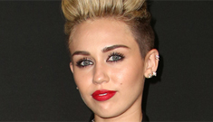 Miley Cyrus uses Twitter to reveal Billy Ray's affair with co-star: too harsh?