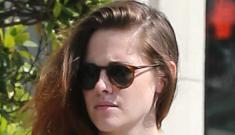 Kristen Stewart speaks out on James Gandolfini: 'He was immeasurably great'