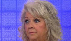 Paula Deen cries, apologizes, tries to explain her situation   on 'Today'