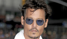 Johnny Depp on his Tonto: 'It's my small contribution to righting the wrongs'