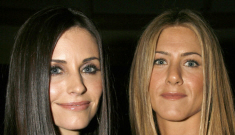 Jennifer Aniston 'bailed' on Courteney Cox's b-day party, they're no longer friends