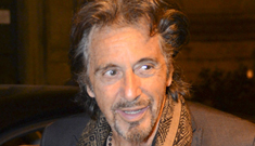 Al Pacino smashed his iPhone in a restaurant because he got angry at Siri