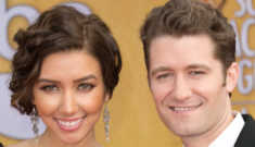 Matthew Morrison announces his engagement to his 'girlfriend of 2 years'