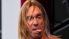 """You won't be able to avert your eyes when Iggy Pop comes to town"" links"