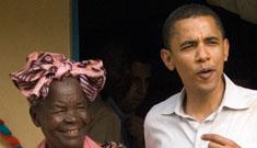 Obama's Kenyan grandma attending inauguration, wants to meet Hillary