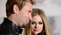Did Canada's sweethearts Avril Lavigne & Chad Kroeger marry in France?
