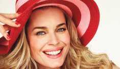 Rebecca Romijn claims she doesn't have a full-time nanny: 'That's what real life is'