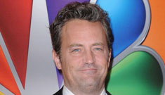 Matthew Perry covers People: I can help people because 'I screwed up so often'