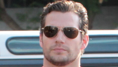 Dear Henry Cavill: why are you acting like the second coming of Tom Cruise?!