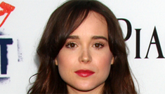 Ellen Page: 'We still live in a patriarchal world [where] feminism is a bad word'