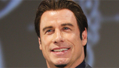John Travolta loves Scientology so much: 'I don't think I'd be here without it'