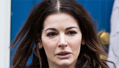 Charles Saatchi is divorcing Nigella Lawson because she didn't defend him