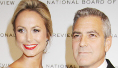 Stacy Keibler & George Clooney's breakup was not 'a one-sided decision'