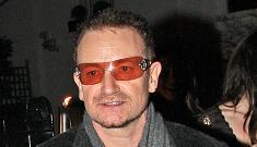Bono thinks he's Jack Kerouac