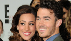 Kevin Jonas successfully procreated, he & his wife are expecting their first kid