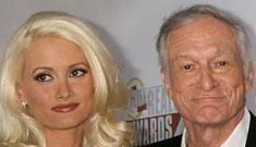 Hugh Hefner's former girlfriends to be featured in Playboy