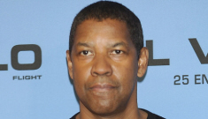 Has Denzel Washington been cheating on Pauletta, his wife   of 30 years?