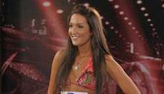 """American Idol returns with new judge,  Kara DioGuardi, and """"bikini girl"""""""