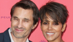 Halle Berry & Olivier Martinez are apparently getting married this weekend…?