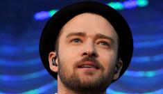 Justin Timberlake only heard of anti-rape group 'Take Back the Night' this week