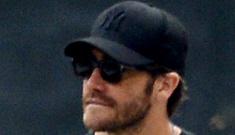 Jake Gyllenhaal makes his public debut with his new model girlfriend, Alyssa Miller