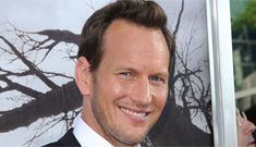 Patrick Wilson & his hot wife at the 'Conjuring' premiere
