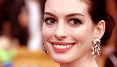 Anne Hathaway Wants You To Know She Exists