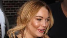 Lindsay Lohan, crack grifter, got $2 million out of Oprah for OWN interview
