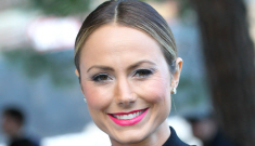 Stacy Keibler claims 'nothing really dramatic happened' with Clooney breakup