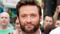 Hugh Jackman on gay rumors: 'No reason to be mad unless there's an element of truth'