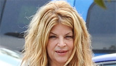 Kirstie Alley denies targeting Leah Remini, claims she's for freedom of religion