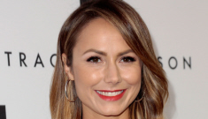 Stacy Keibler claims she & George Clooney never, ever discussed marriage